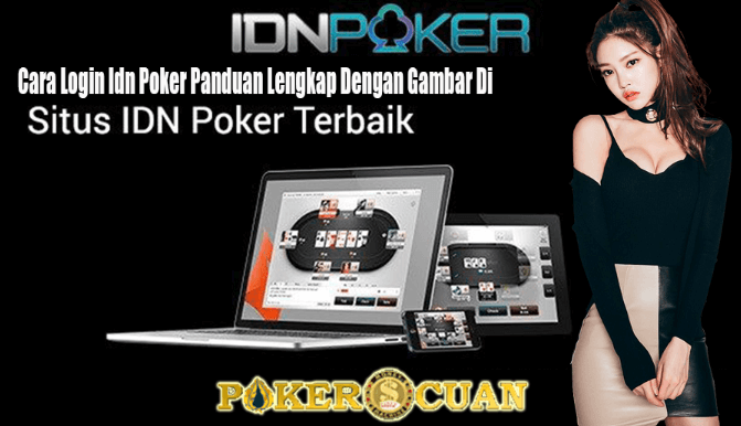 cara login idn poker